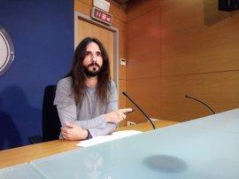 """Picornell, candidato a presidir el Parlament: """"Queremos demostrar que un ciudadano normal puede ocupar cargos públicos"""""""