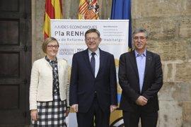 La Generalitat lanza ayudas para rehabilitar viviendas y dinamizar el empleo en construcción