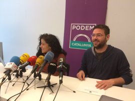 """Fachin ve en Iglesias """"una figura necesaria"""" para poner rumbo en la estrategia de Podemos"""