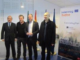 La UVigo lidera un proyecto para detectar incendios con satélites y drones