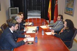 """Tovar (PSOE-RM) subraya la necesidad del Pacto por Infraestructuras y sitúa el Corredor Mediterráneo como """"prioridad"""""""