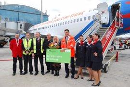 Un total de 684.967 pasajeros pasan en enero por el aeropuerto de Alicante-Elche, un 15,5% más