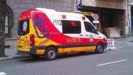 Herido muy grave un anciano en Usera tras ser atropellado por un coche que se ha dado a la fuga