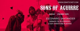Sons of Aguirre y un festival de bandas residentes en Escenario Santander