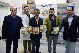 Los molletes de San Roque de Antequera serán distribuidos en Arabia Saudí de la mano de Sabor a Málaga