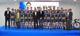 El Polartec Fundación Alberto Contador se presenta más internacional y solidario que nunca