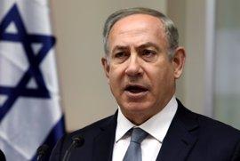 Netanyahu rehúsa comprometerse con la solución de dos Estados antes de verse con Trump