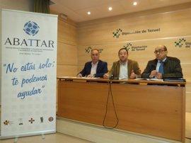 La DPT apoya a la Asociación Bajoaragonesa Turolense de Toxicómanos y Alcohólicos Rehabilitados