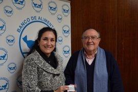 La Fundación Cepsa dona tarjetas carburante al Banco de Alimentos para el transporte de sus vehículos