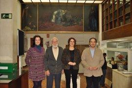 El pintor Agustín Alegre, pregonero de Las Bodas de Isabel en el 800 Aniversario de los Amantes