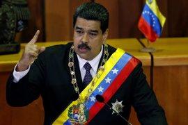 """Maduro anuncia que los colombianos están emigrando """"en masa"""" hacia Venezuela"""
