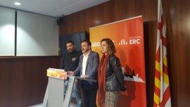 ERC pide a Colau instar al Gobierno a garantizar el buen funcionamiento del Puerto de Barcelona