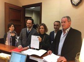 El PSOE propone en el Congreso una ley para promocionar el uso de lenguas cooficiales en la Administración estatal