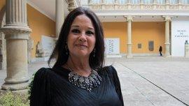 Magdalena Lasala presenta este martes 'El beso que no te di' en Ibercaja Patio de la Infanta