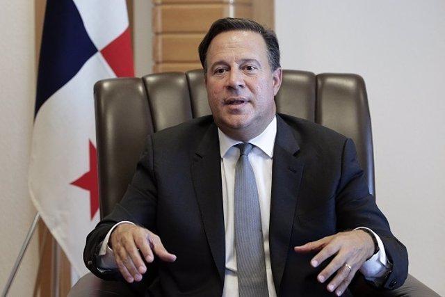 Preisdente de Panamá