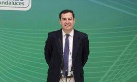 Moreno preside la Junta Directiva del PP-A que convocará el congreso regional