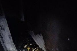 Bomberos sofocan dos incendios simultáneos en viviendas de Los Nietos y Los Dolores (Cartagena)