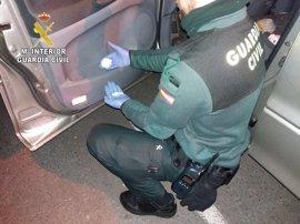 Detenido un vecino de Cangas con 170 dosis de cocaína