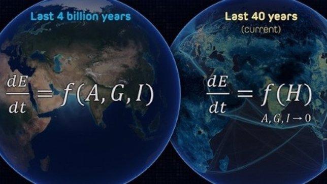 La ecuación del Antropoceno