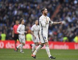 Ramos entregará el donativo de 100.000 euros de UEFA a Cruz Roja