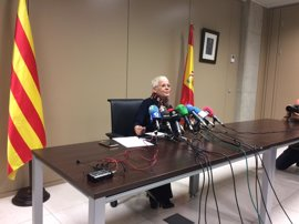 """La fiscal jefe de Barcelona: """"Me llamaron mierda, fascista, vete de Cataluña, fuera"""""""