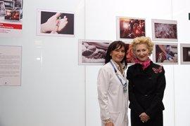 La exposición 'FotoEnfermería' llega al Hospital Clínico San Carlos