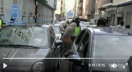 Detenido en Las Palmas un marroquí dispuesto a realizar un atentado terrorista