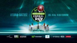La Copa del Rey de Vitoria se verá en 141 países