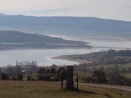 La reserva de agua embalsada aumenta en otros 157 hectómetros cúbicos en Galicia