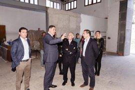 El PFEA destina 255.000 euros a Canjáyar (Almería) para el Vivero de Empresas, el cuartel y calles