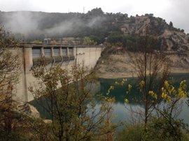 """Agua.- Los embalses suben hasta el 54,3% esta semana tras las """"precipitaciones abundantes"""" de esta semana"""