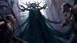 Nueva imagen de Thor: Ragnarok con Cate Blanchett como Hela