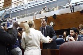 """Aguado reprocha a Cifuentes que """"esté ocupada en temas internos"""" y deje la última reunión de Presupuestos para el lunes"""