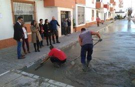 Diputación inspecciona las obras del Plan Invierte en Barbate y Zahara de los Atunes