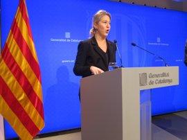 """El Govern ve reprobables los """"posibles insultos"""" a Magaldi y los desvincula del soberanismo"""
