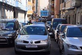 Finaliza el registro del domicilio del presunto yihadista detenido en Las Palmas de Gran Canaria
