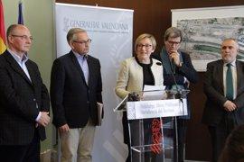 Generalitat y Puerto de Valencia impulsan el desarrollo del centro intermodal de la Fuente de San Luis
