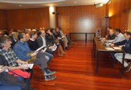 Colectivos y empresas oscenses conocen el Salón sobre Economía y Montaña que se celebrará en Tarbes