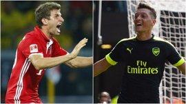El Arsenal reúne a todos sus fantasmas en Múnich