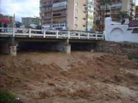 Investigadores de la UMA alertan sobre el peligro de inundaciones recurrentes en áreas habitadas de Málaga