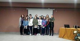 Alumnado del IES Sierra Sur de Valdepeñas de Jaén celebra el Día de la Educación Sexual