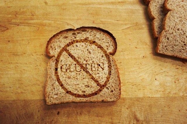 Gluten, celíaca, celiaquía, pan