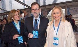 Rajoy irá a los congresos regionales de Andalucía, Madrid y País Vasco, a la espera de ver si puede encajar el de C-LM