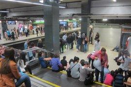 Los trabajadores del Metro descartan hacer huelga durante el MWC