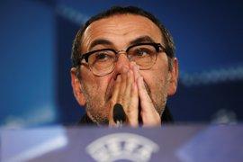 """Sarri: """"Sacaré el equipo más ofensivo posible, es muy importante ser descarados"""""""