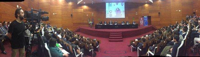 Entrega de Premios Emprendedores Universitarios