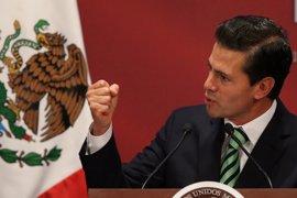 Peña Nieto agradece a los países latinoamericanos el apoyo a México frente a la ofensiva de EEUU
