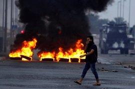 Registrados enfrentamientos en Bahréin en el sexto aniversario de las protestas de 2011