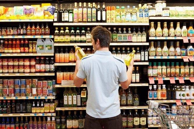 Supermercado, decidir, decisión