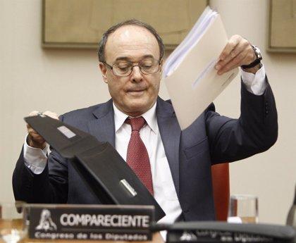 El gobernador del Banco de España comparece hoy en el Congreso para hablar de pensiones